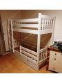 Кровать двухъярусная детская Агния