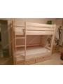 Кровать двухъярусная Классик
