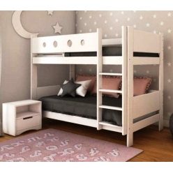 Кровать двухъярусная Зеро