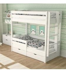 Кровать двухъярусная детская КРОХА-2