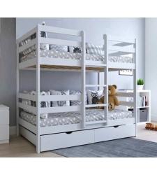 Кровать двухъярусная детская КИТТИ