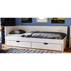 Кровать Эвелина угловая