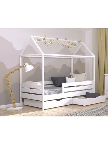Детская кровать-домик МАЛЫШ