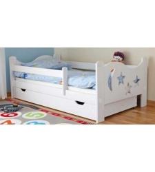 Детская кровать Звездочка