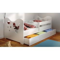 Детская кровать Дино
