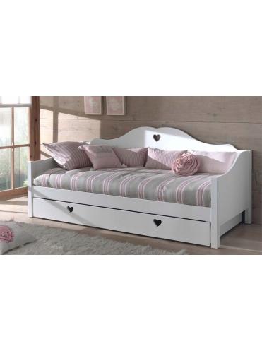 Кровать-софа деревянная Дания