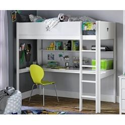 Кровать-чердак Мечта с рабочим местом