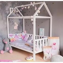 Детская кровать-домик ФЕЯ-1