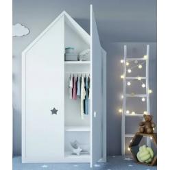 Шкаф-домик Звездочка